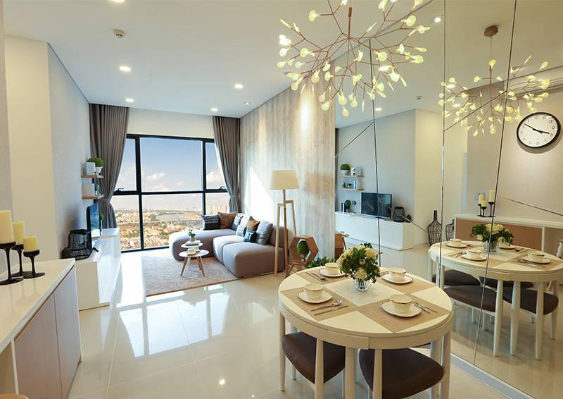 Hệ thống tiện nghi của Waterina Suites